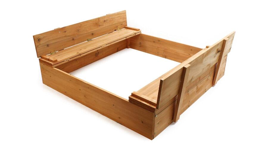 banco de jardín para niños