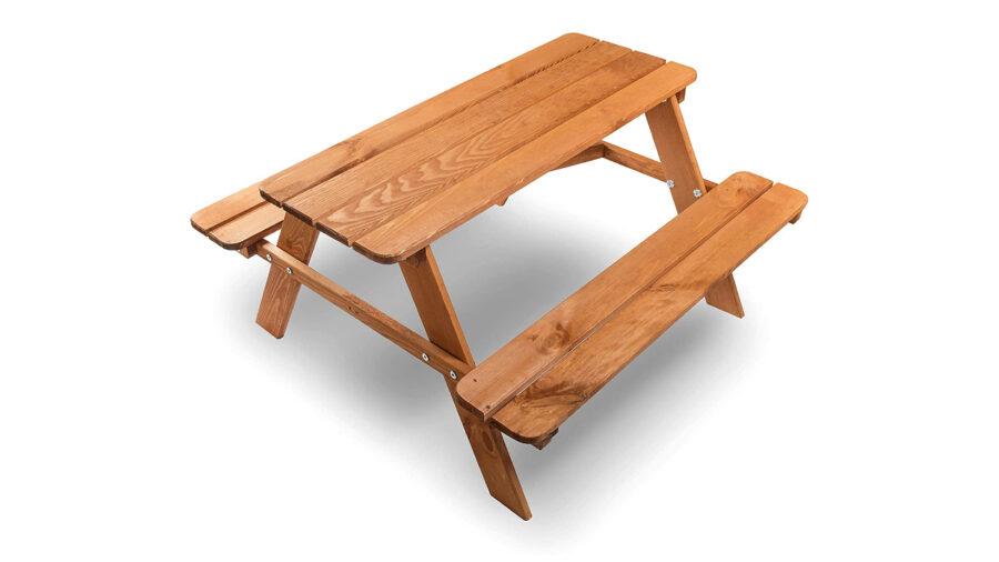 banco mesa de picnic