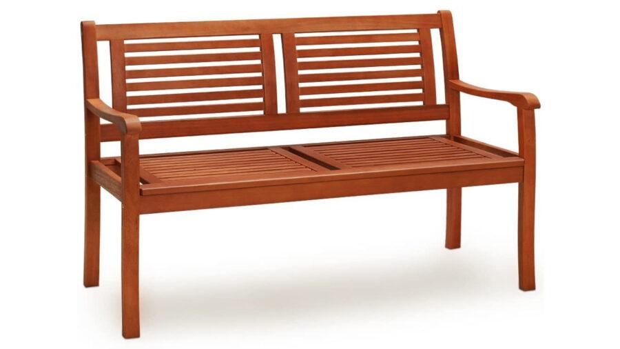 banco de madera para exteriores