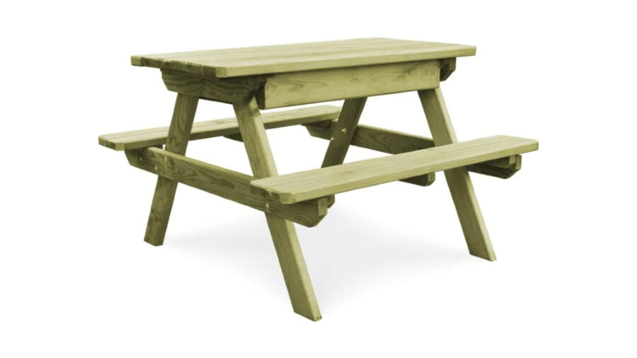 mesa de picnic para jardín