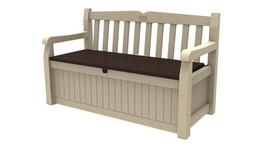 bancos de madera para jardín