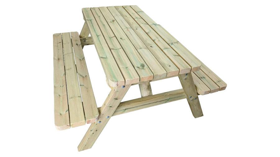 banco de picnic para jardines