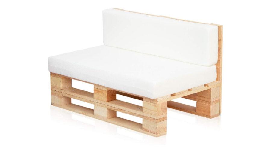 banco de madera de palets