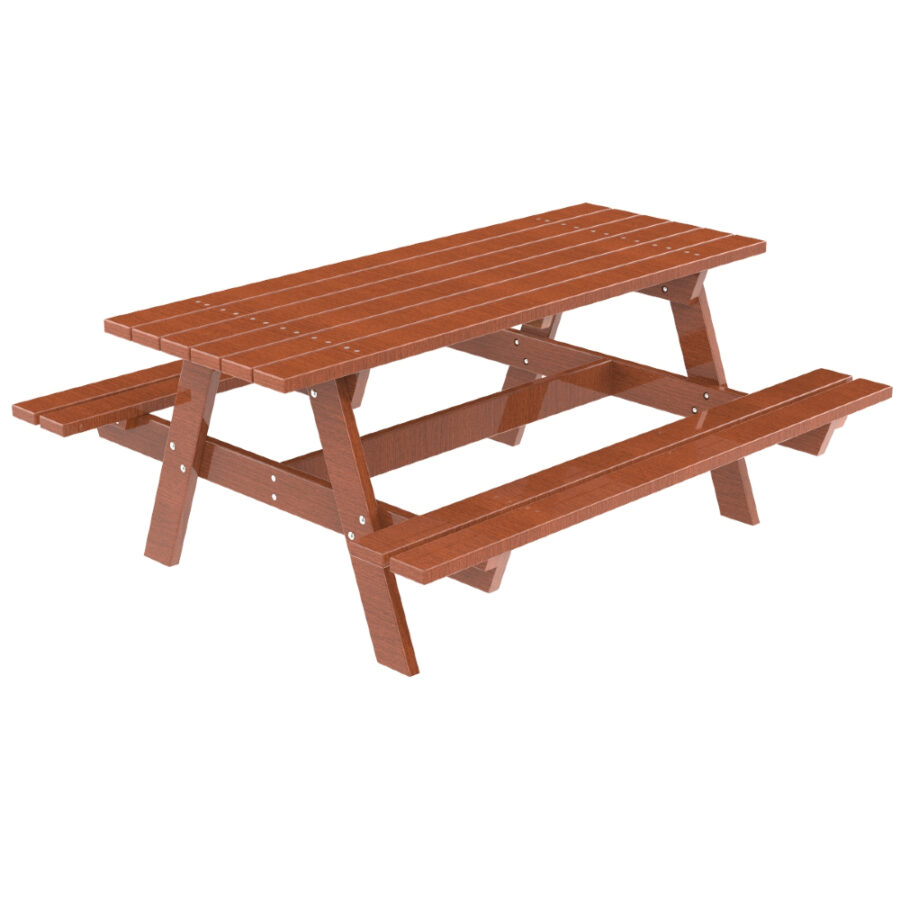 bancos de picnic para jardín